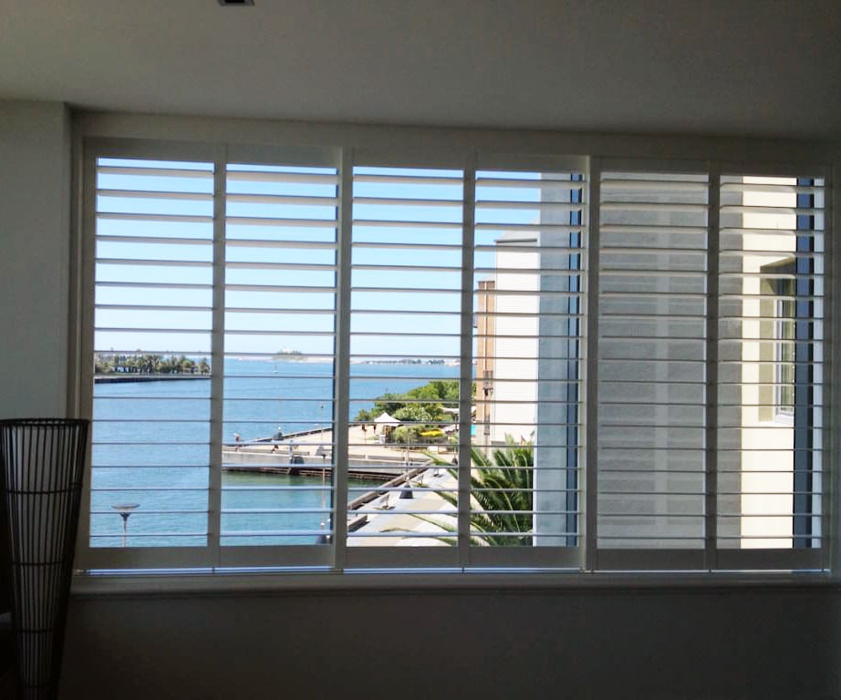 Plantation Shutters installed in Newcastle by Pazazz Blinds & Shutters