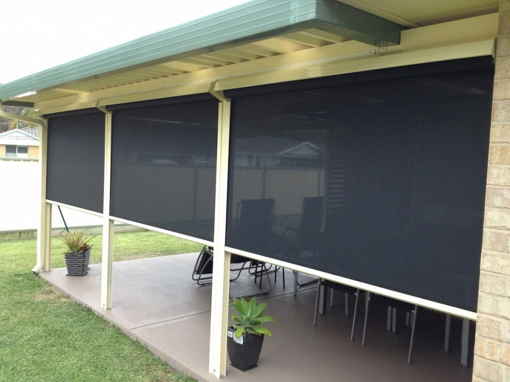 More Examples Of Side Channel Awnings