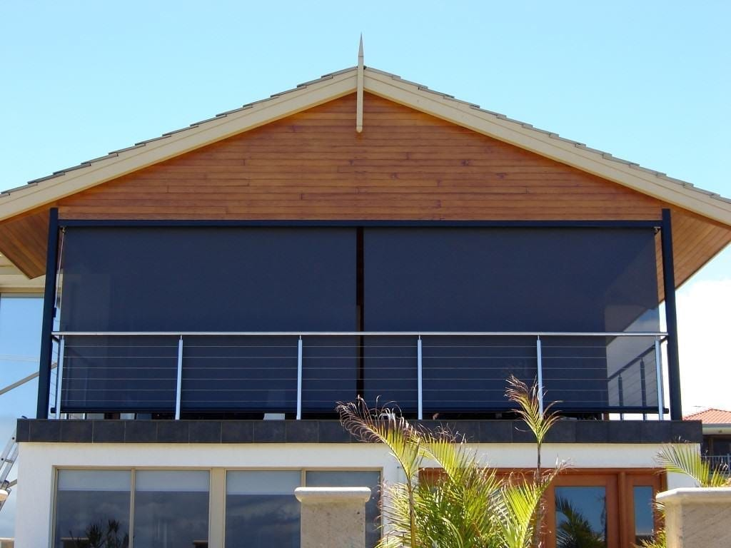 Straight Drop Awnings Awnings Newcastle Pazazz Blinds