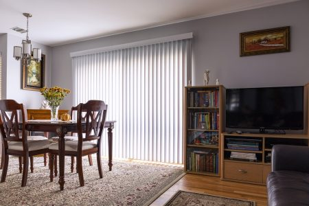 Blinds Vertical Blinds Home Interior Sliding Door